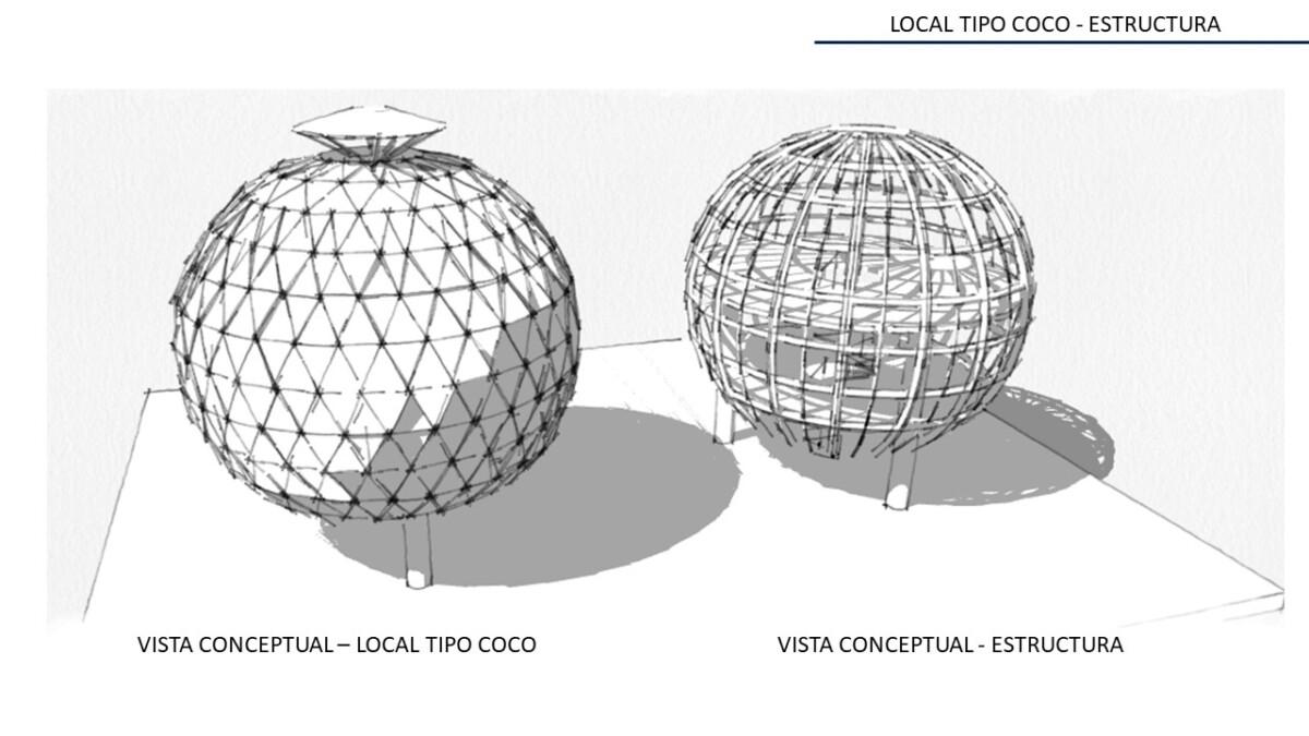Caleta Holbox Estructura Coco 01