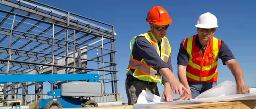 eligir una empresa de construcción