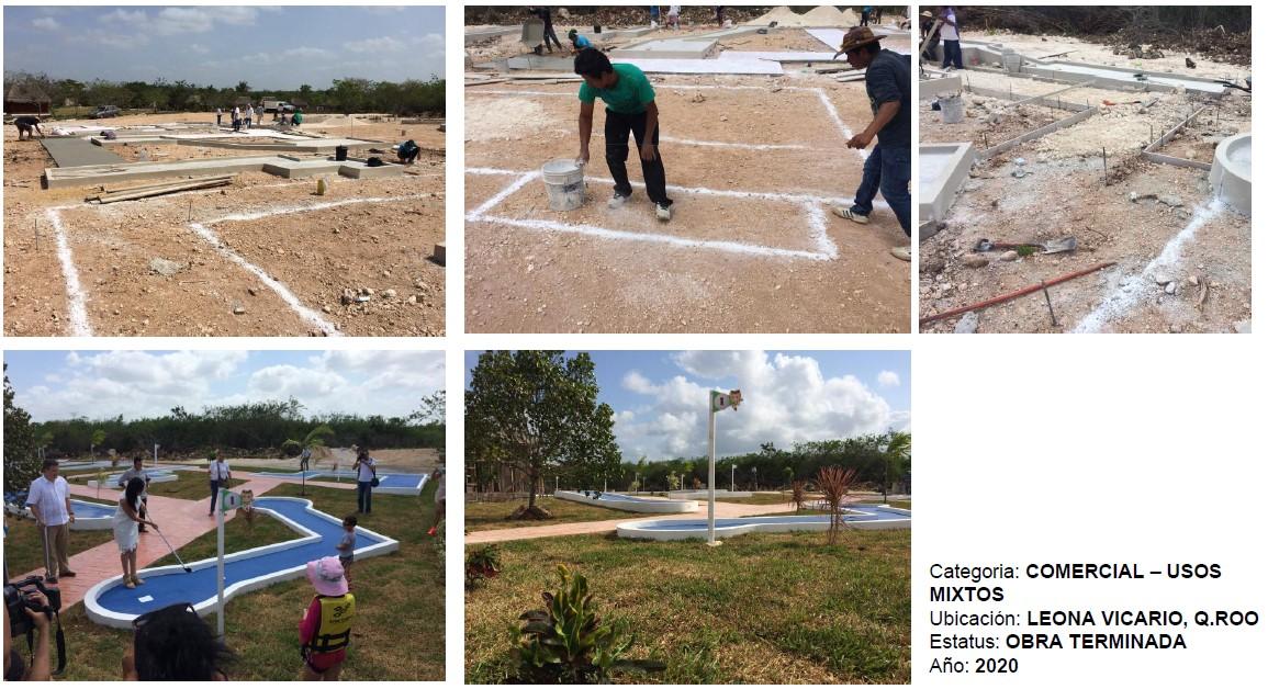 Constructoras en Cancun Construccion de golfo