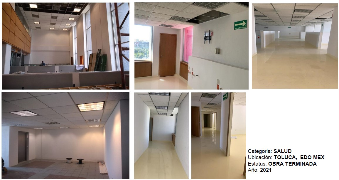 Hospital de Constructoras en Cancun