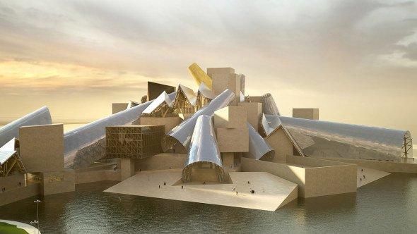 Museo Guggenheim Abu Dhabi-Noticias de arquitectura