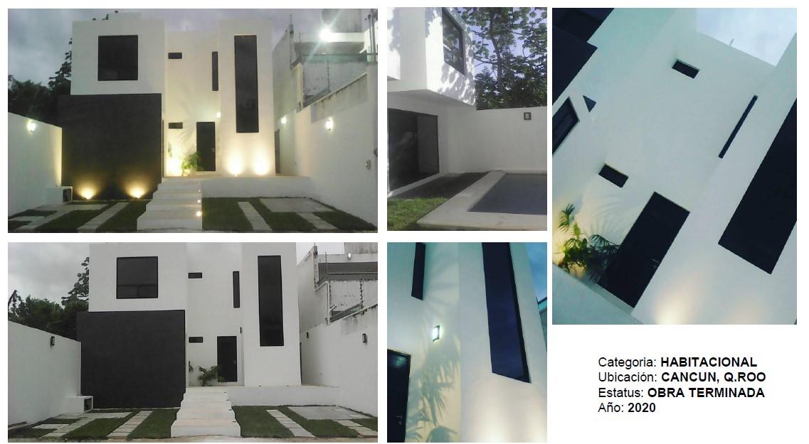 Portafolio casa Cancun