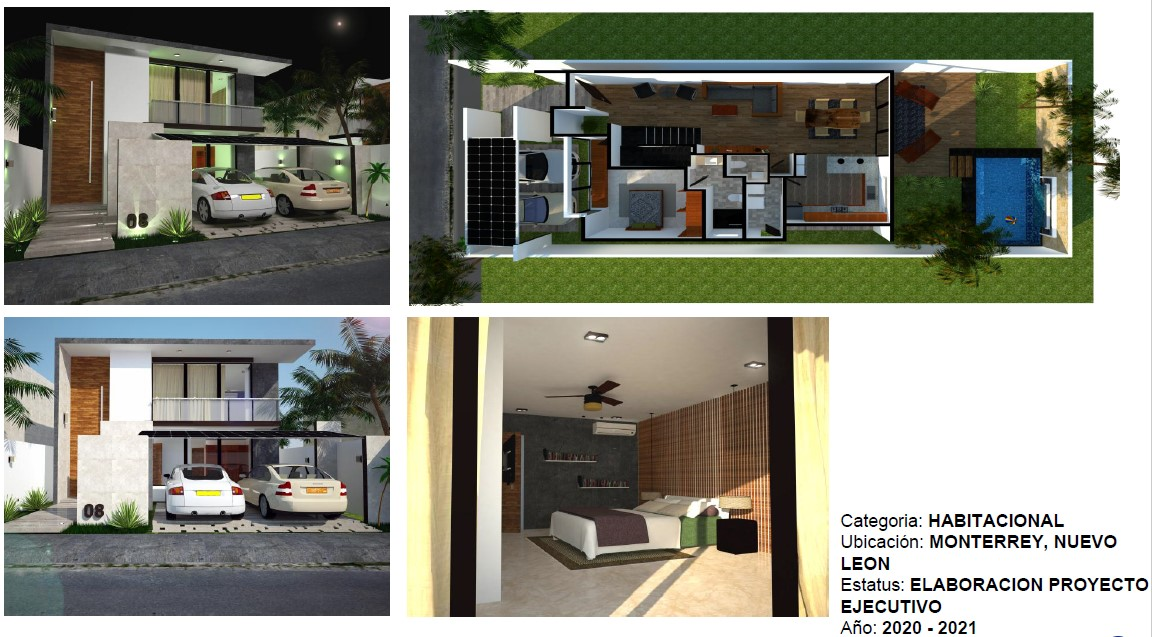 Proyecto constructoras en Cancun