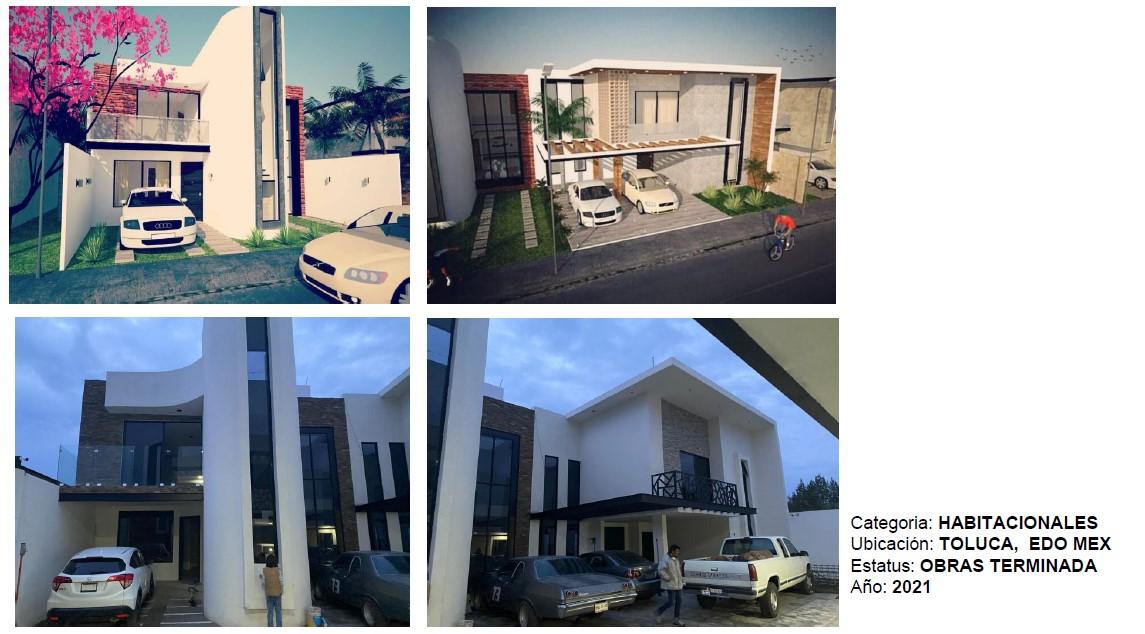 portafolio Arquitecto Cancun